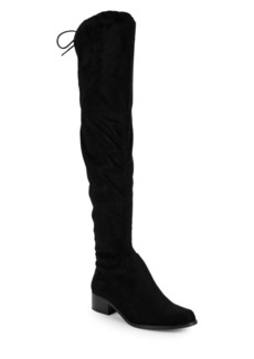 Charles David Groove-Stretch Over-The-Knee-Boots