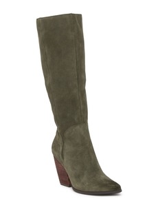 Charles David Nelson Suede To-The-Knee Boot