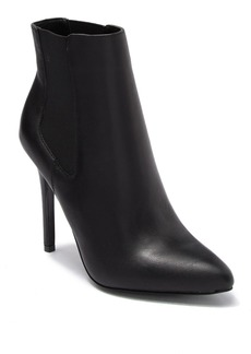 Charles David Panama Leather Ankle Boot