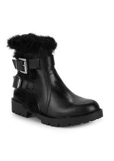Charles David Reno Faux Fur Boots