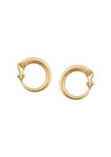 Charlotte Chesnais Monie large clip earrings