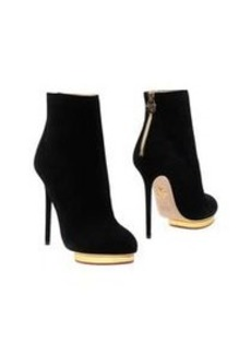 CHARLOTTE OLYMPIA - Ankle boot