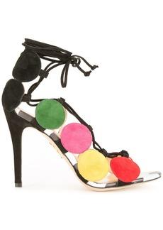 Charlotte Olympia colour block sandals - Multicolour