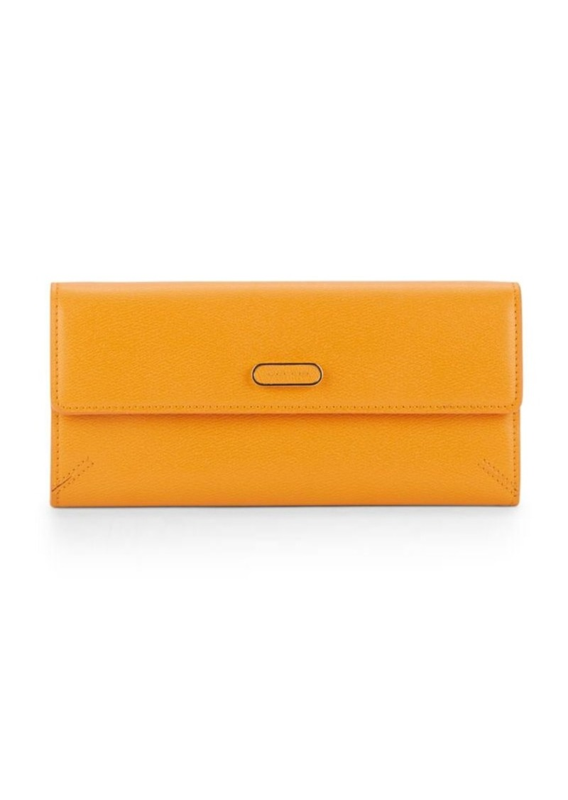 Charlotte Olympia Continental Leather Wallet