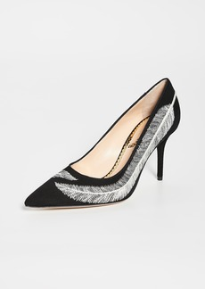 Charlotte Olympia Feather Pumps