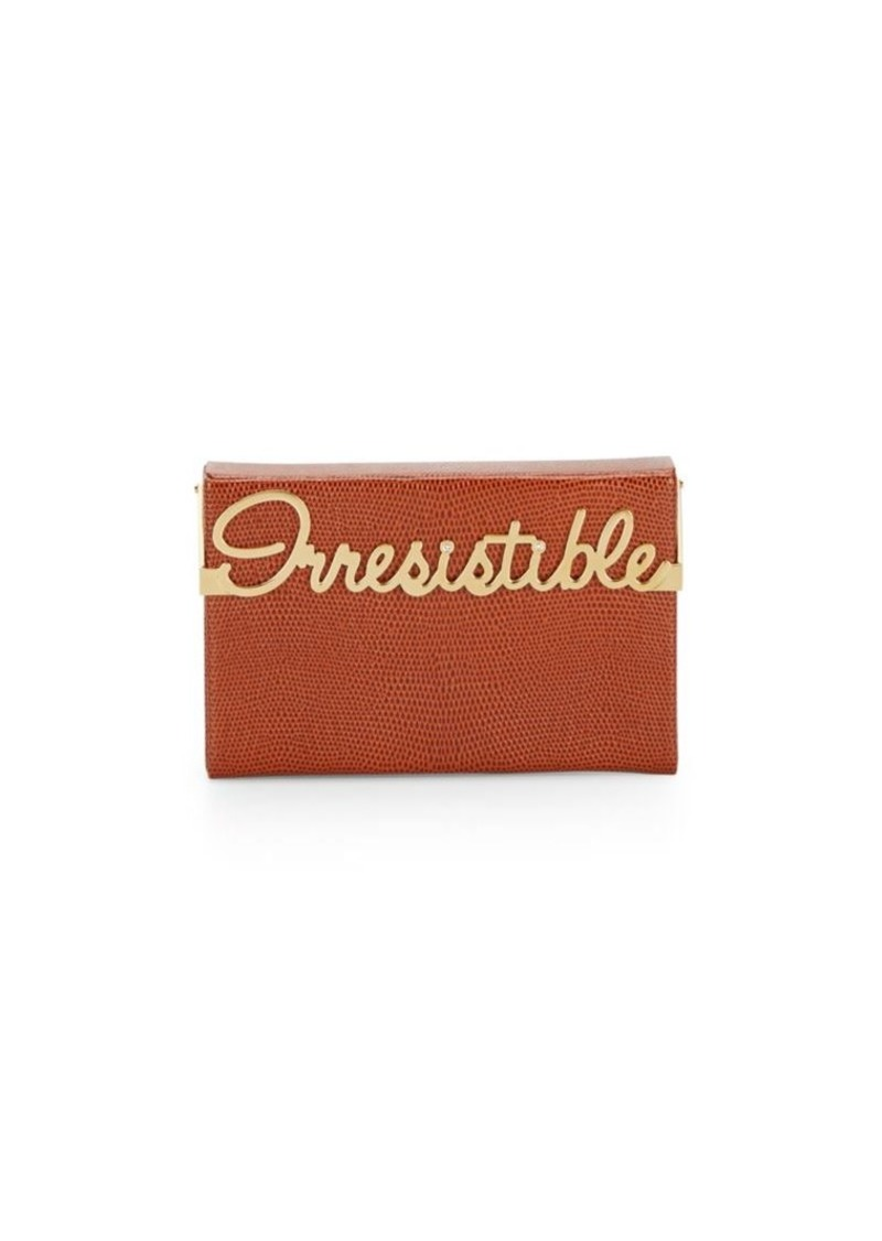Charlotte Olympia Irresistible Vanina Clutch