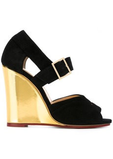 Charlotte Olympia 'Marcella 110' sandals - Black