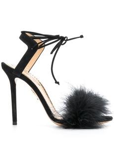 Charlotte Olympia Salsa sandals - Black