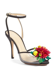Charlotte Olympia Tropicana Ankle Strap Sandal (Women)