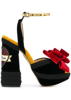 Charlotte Olympia Fabulous sandals