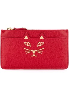 Charlotte Olympia 'Feline' purse