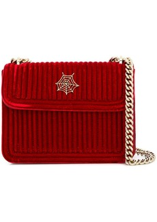 Charlotte Olympia foldover chain bag