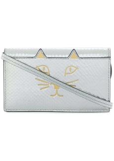 Charlotte Olympia Kitty crossbody bag
