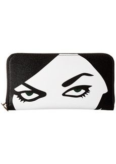 Charlotte Olympia Zip Wallet