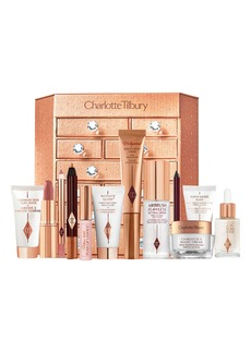 Charlotte Tilbury Charlotte's Bejewelled Chest of Beauty Treasures Set (USD $280 Value)