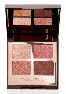 Charlotte Tilbury Pillow Talk Palette of Pops Luxury Eyeshadow Quad