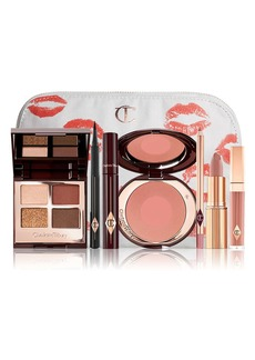 Charlotte Tilbury The Bella Sofia Look Set (USD $250 Value)