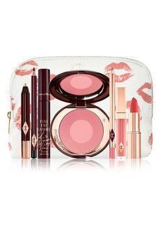Charlotte Tilbury The Ingénue Look Set (USD $213 Value)