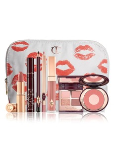 Charlotte Tilbury The Pillow Talk Look (USD $242 Value)