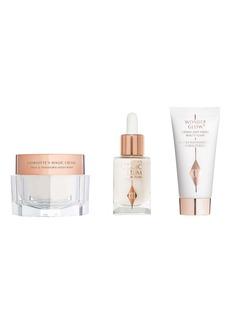 Charlotte Tilbury Three Beauty Secrets for Glowing Skin Set (Nordstrom Exclusive) ($118 Value)