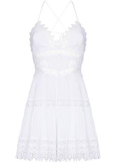 Charo Ruiz Ibiza Rachel cotton mini dress