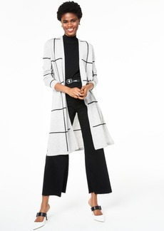 Charter Club 100% Cashmere Duster Cardigan, Created For Macy's
