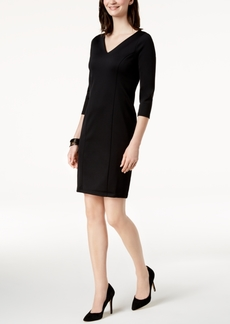 Charter Club 3/4-Sleeve Dress, Created for Macy's