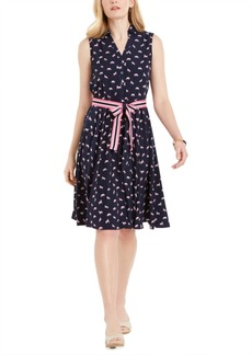 Charter Club Belted Shirtdress, Created for Macy's