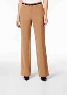 Charter Club Belted Trousers, Created for Macy's