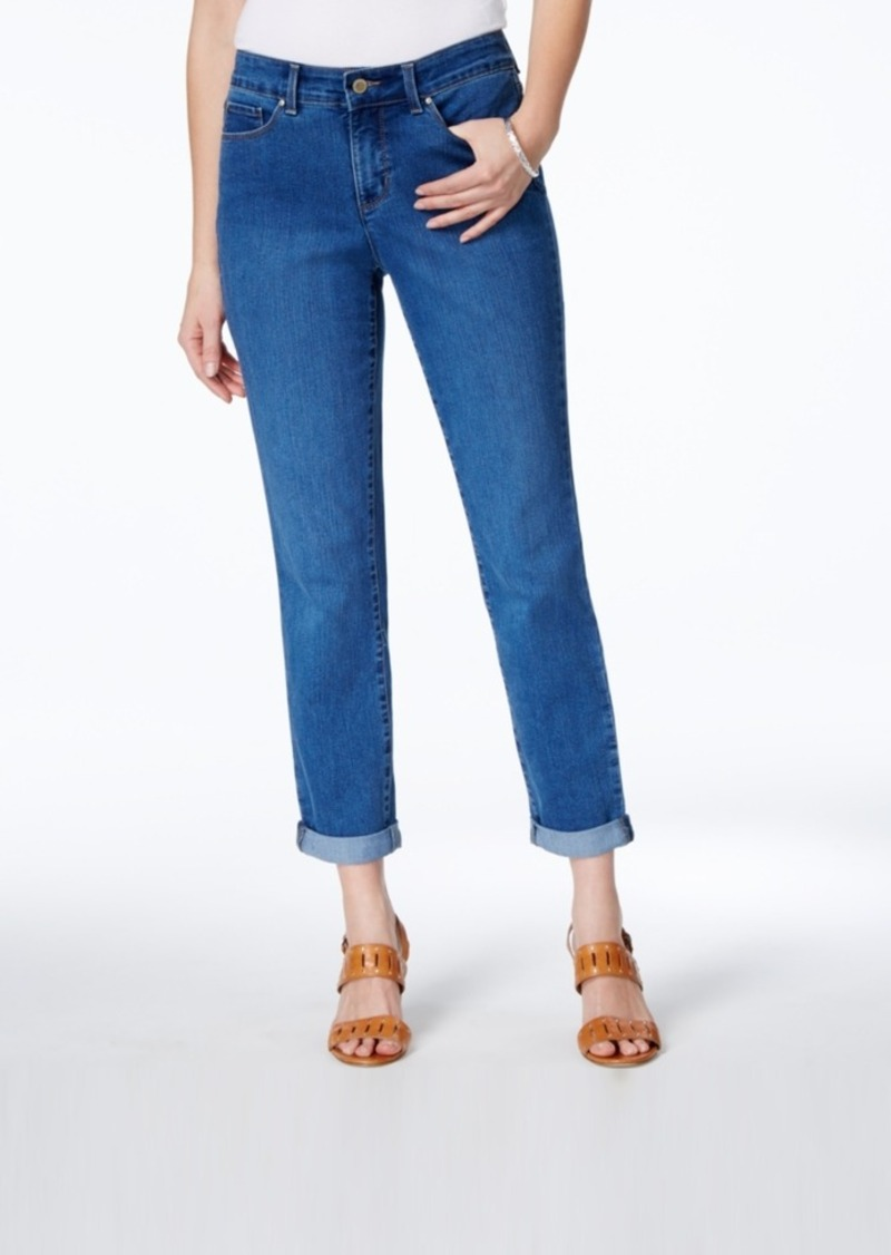 Charter Club Boyfriend Jeans, Only at Macy's