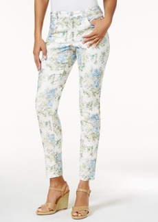 Charter Club Bristol Jacquard Skinny Jeans, Only at Macy's