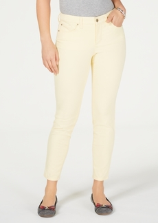 Charter Club Bristol Tummy Control Skinny Ankle Jeans, Created for Macy's