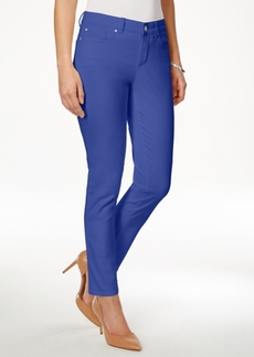 Charter Club Bristol Solid Skinny Ankle Jeans, Only at Macy's