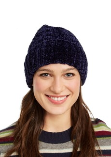 Charter Club Cable Chenille Beanie, Created for Macy's