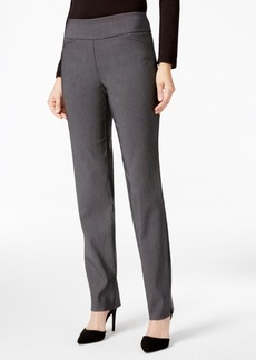 Charter Club Cambridge Patterned Slim-Leg Pants, Only at Macy's