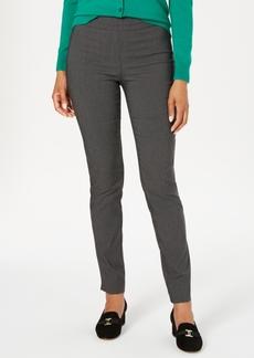 Charter Club Cambridge Tummy-Control Skinny Pants, Created for Macy's