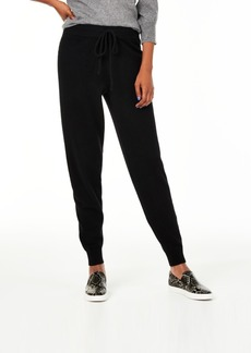 Charter Club Cashmere Jogger Pants, Regular & Petite Sizes, Created for Macy's