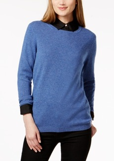 Charter Club Petite Cashmere Sweater, Created for Macy's