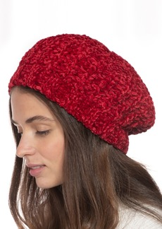 Charter Club Chenille Beret, Created for Macy's