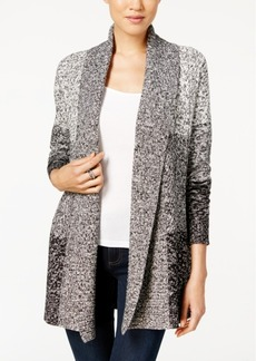 Charter Club Colorblocked Shawl Cardigan, Only at Macy's