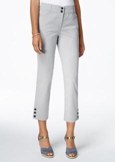 Charter Club Corded Capri Pants, Created for Macy's