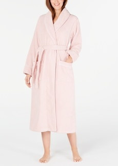 Charter Club Turkish Cotton Luxe Terrycloth Robe, Created For Macy's