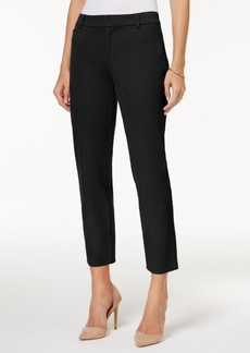 Charter Club Cropped Straight-Leg Pants, Only at Macy's