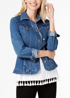 Charter Club Denim Jacket, Created for Macy's