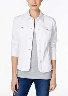 Charter Club Denim Jacket, Only at Macy's