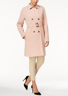 Charter Club Double-Breasted Trench Coat, Only at Macy's