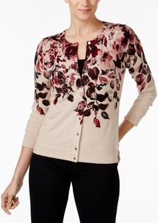 Charter Club Embellished Cardigan, Only at Macy's