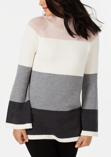 Charter Club Flare-Sleeve Sweater, Created for Macy's