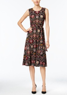 Charter Club Fit & Flare Dress, Only at Macy's
