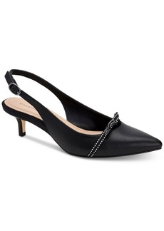 Charter Club Gilaa Slingback Pumps, Created for Macy's Women's Shoes